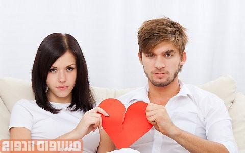 مرگ احساسات همسران