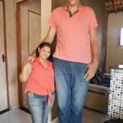 ازدواج با دختر قد کوتاه