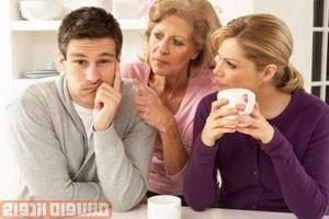 به خانواده همسرمان احترام بگذاریم