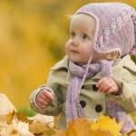 از سلامت فرزندان خود در پاییز اطمینان به دست آورید