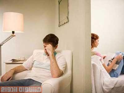 سردی رابطه زن و شوهر
